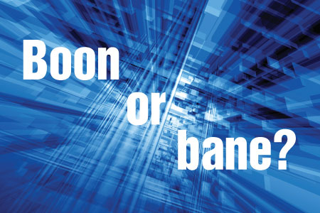 IT-Boon-Bane